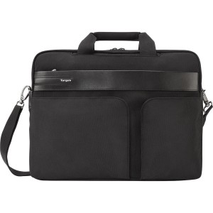 "Targus TBT241US Lomax Briefcas for 16"" Laptop - Black"