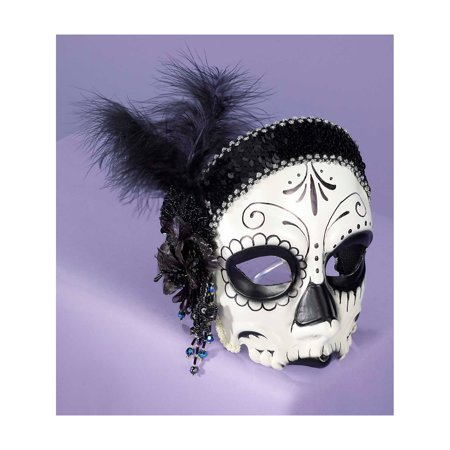 Women's Skull Mask
