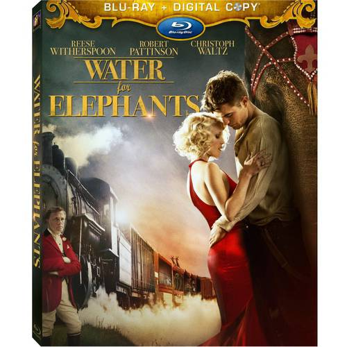 Water For Elephants (Blu-ray) (With INSTAWATCH) (Widescreen)