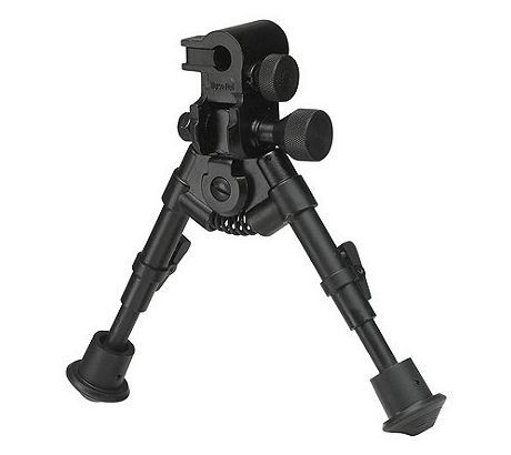 "Versa Pod 150-050 Bipod with 5"" To 7"" Height Adjustment by KFS INDUSTRIES"