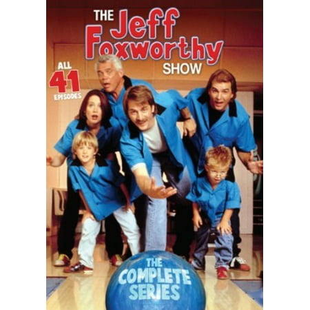 The Jeff Foxworthy Show: The Complete Series (DVD)](Jeff The)