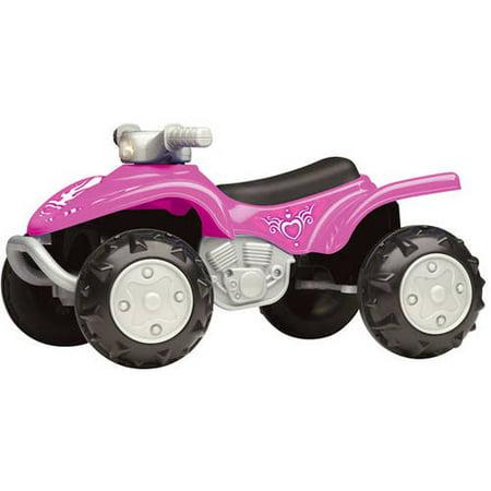 American Plastic Toys - Girls' Trail Runner ATV
