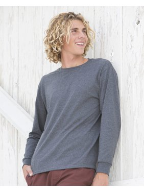 Fruit of the Loom T-Shirts - Long Sleeve HD Cotton Long Sleeve T-Shirt