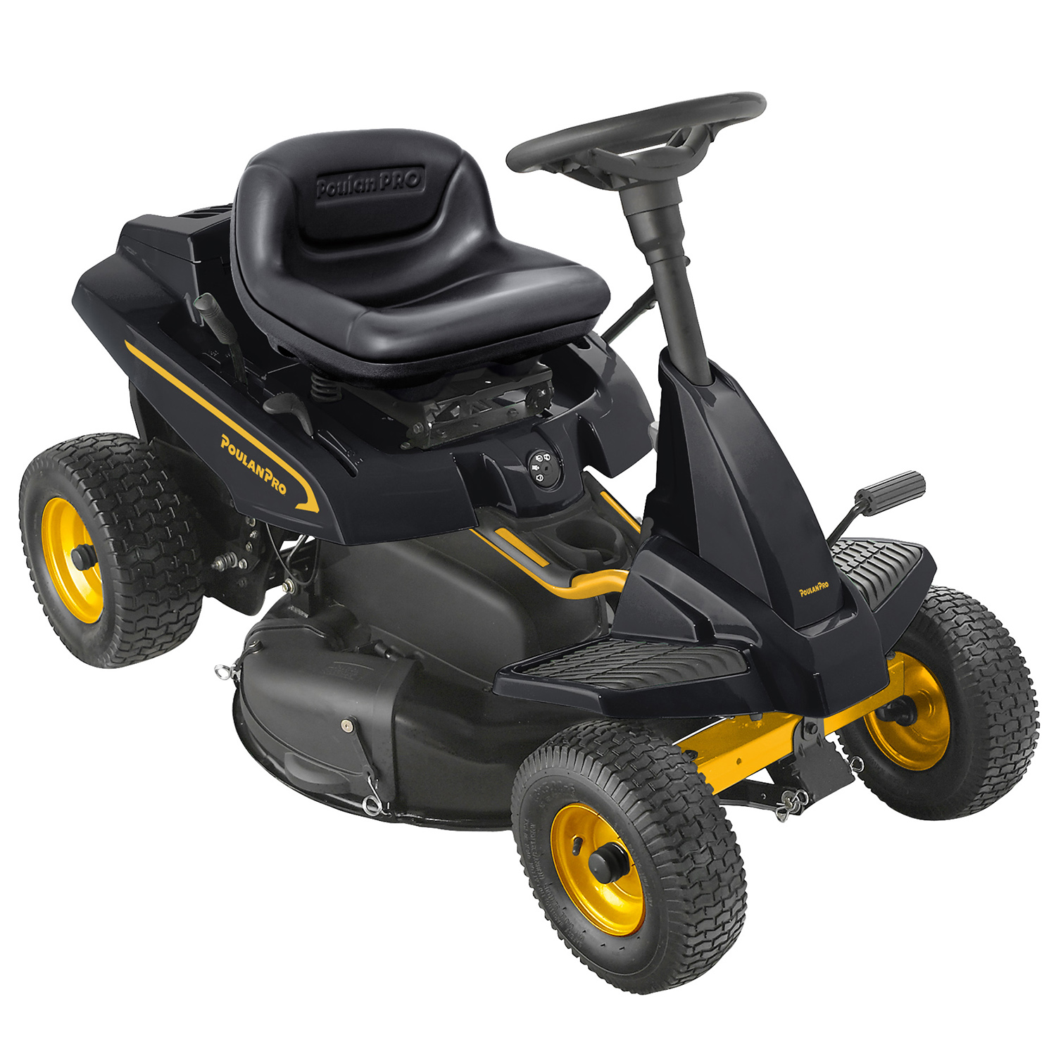 Poulan Pro 30 In 352cc Gas Rear Engine Riding Mower Pp11g30