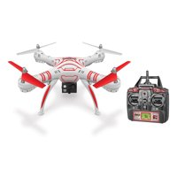 Wraith SPY Drone 4.5 Channel 1080p HD Video Camera 2.4GHz RC Quadcopter