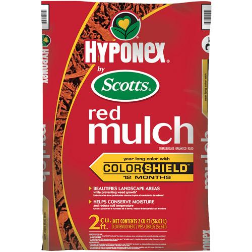 Hyponex by Scotts Red Mulch, 2 cu ft