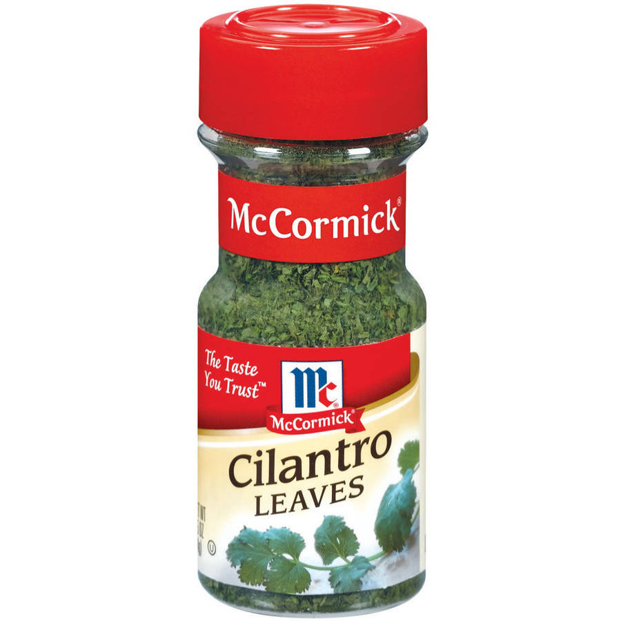 McCormick Specialty Herbs And Spices Cilantro Leaves, .5 oz