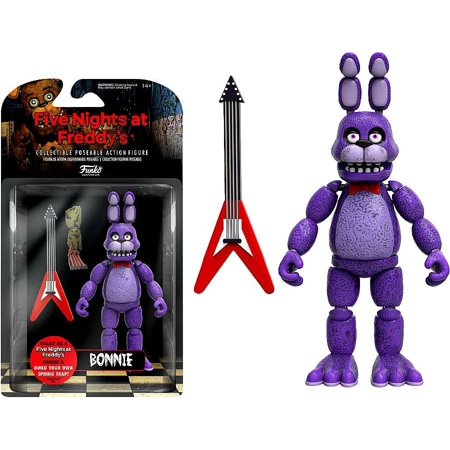 Articulated Action Figure  Five Nights At Freddys  Bonnie