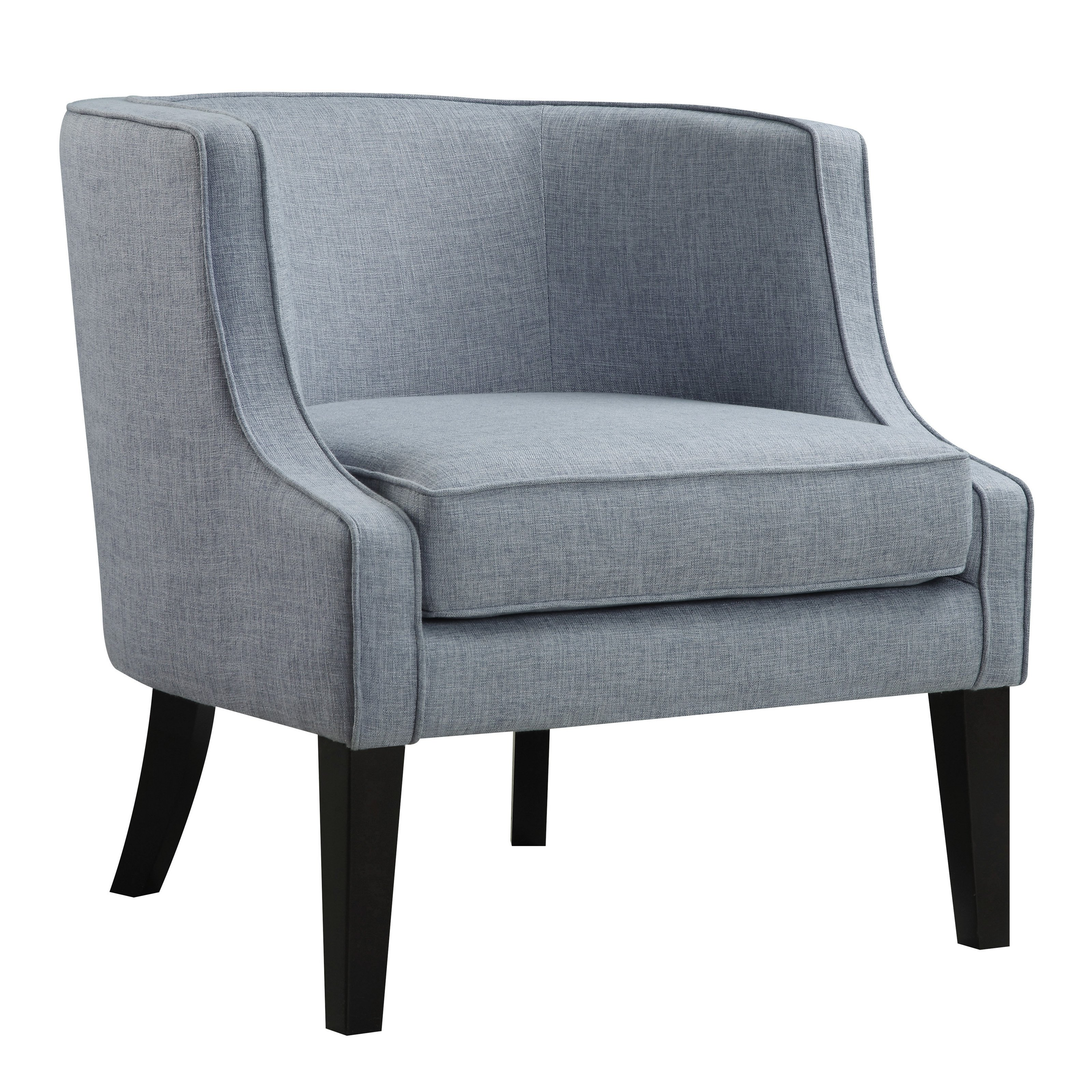 PRI Brianne Tide Upholstered Barrel Chair