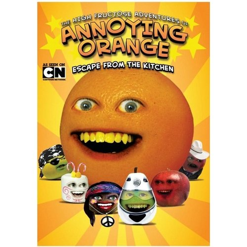The High Fructose Adventures Of Annoying Orange: Escape From The Kitchen (Widescreen)