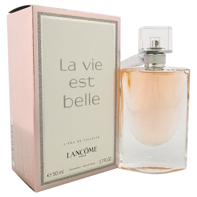 La Vie Est Belle by Lancome for Women - 1.7 oz L'Eau de Toilette Spray