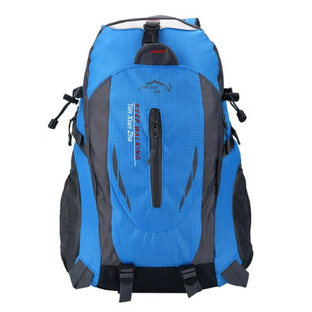 6 Colors 40L Waterproof Backpack Shoulder Bag For Outdoor Sports Climbing Camping Hiking, Travel Backpack, Climbing - Travel Feed Bag