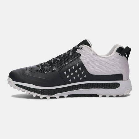 Under Armour Horizon STR Mens Running Shoe Black / Gray Matter 11.5