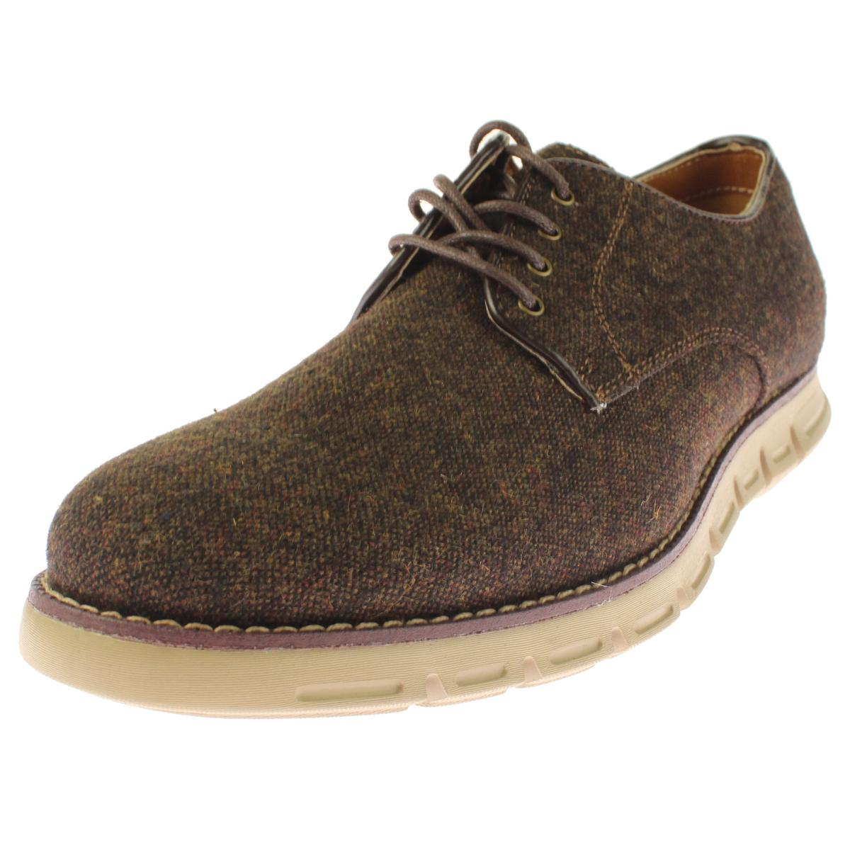 GBX Mens Haris Casual Derby Oxfords by GBX