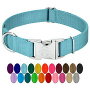 Country Brook Design? Premium Nylon Dog Collars-Various colors & sizes available
