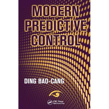 Modern Predictive Control - eBook