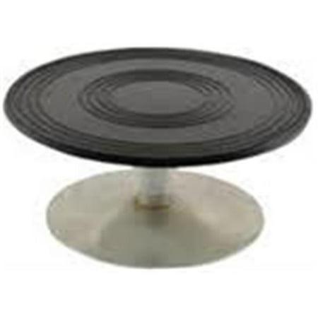 vestil tt-n-24-4 turntable 24 in. diameter 4 in. - 500