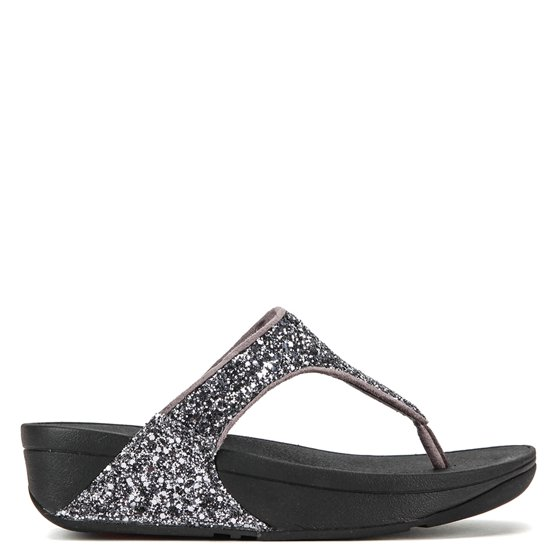 e0dae18f44efb2 These FitFlop Sandal features FitFlop s ergonomic Microwobbleboard midsoles  that add comfort to every step. FitFlop Women s Glitterball Toe-Post Sandals  ...