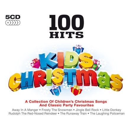 100 Hits: Kids Christmas (CD) ()