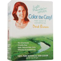 fff272c34 Product Image Light Mountain Natural Color the Gray! Hair Color    Conditioner Kit