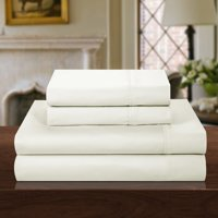 Chic Home 1000 Thread Count 4 Piece Cotton Rich Luxury Sheet Set