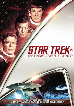 Star Trek VI: The Undiscovered Country (DVD) by Paramount Home Entertainment