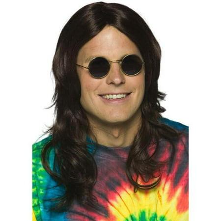 Hippie Guy Wig
