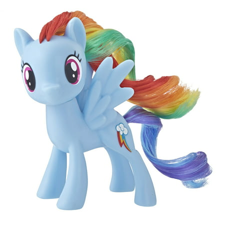 My Little Pony Mane Pony Rainbow Dash Classic Figure - Rainbow Dash Toys