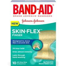 Bandages & Gauze: Band-Aid Skin-Flex Finger