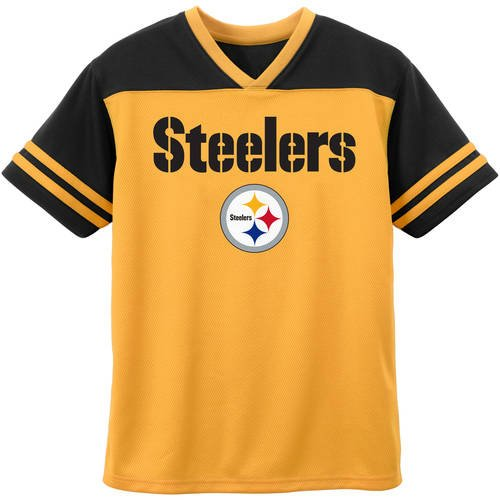 NFL Pittsburgh Steelers Youth Short Sleeve Graphic Tee