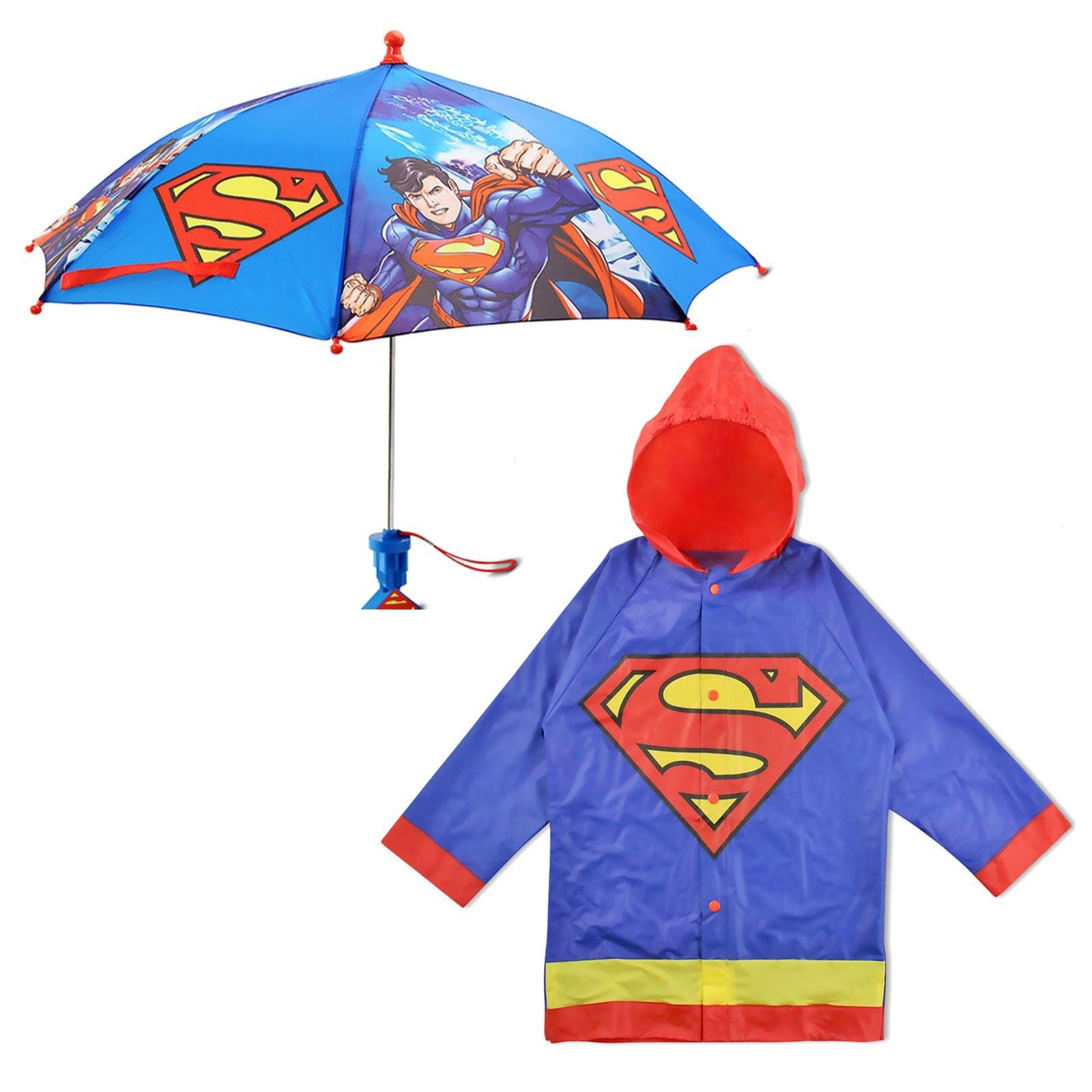 DC Comics Boys Superman Blanket