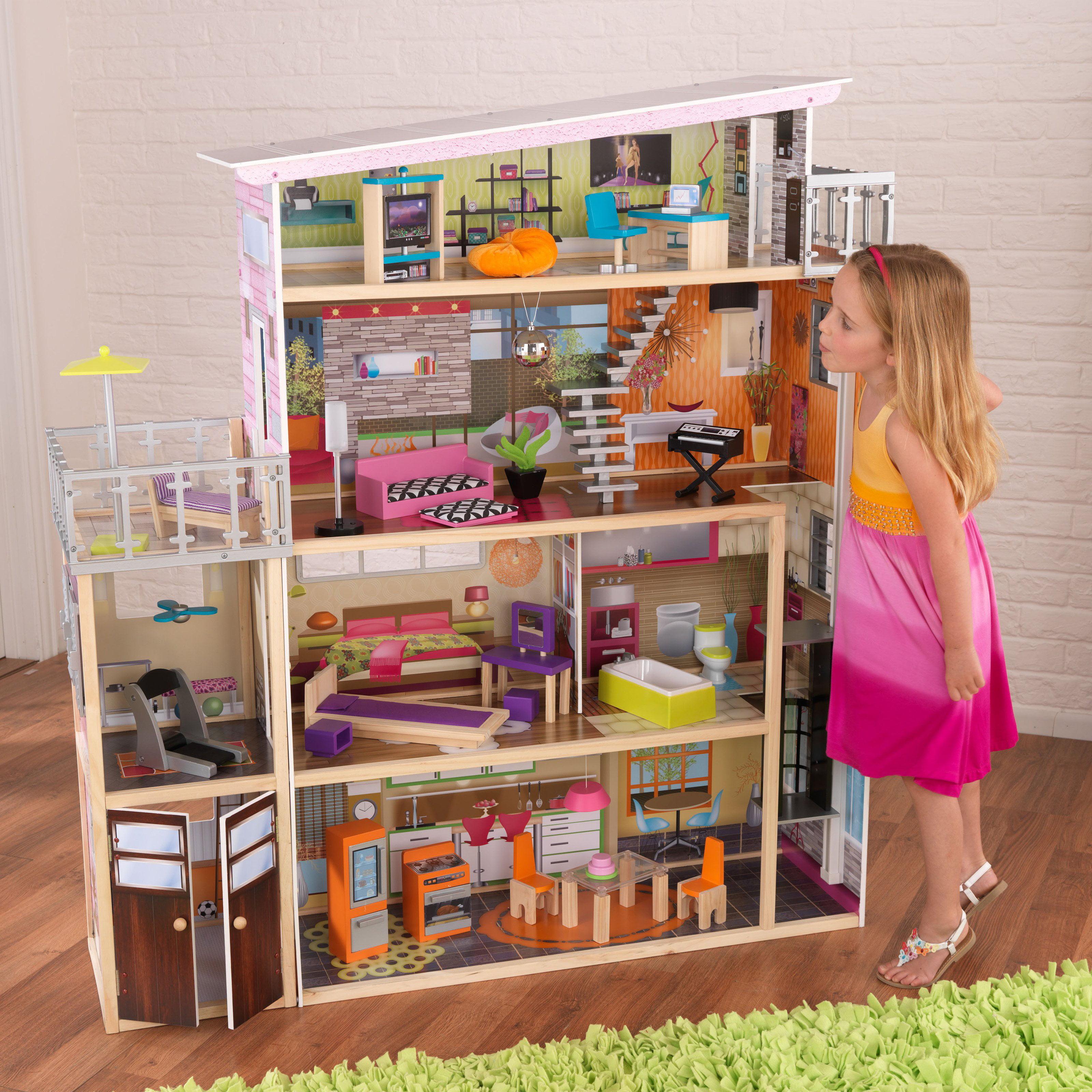 Kids craft doll house - Kids Craft Doll House 54