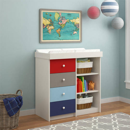 Cosco Kaleidoscope Changing Table