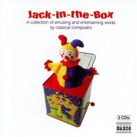 Jack in the Box (CD)