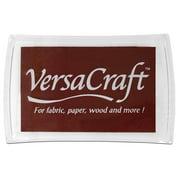 VersaCraft Craft Ink Pad Large Chocolate