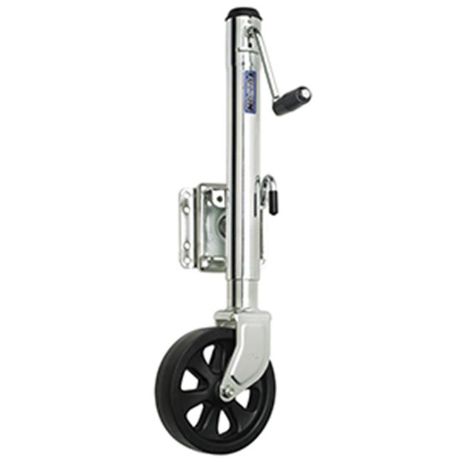 "Fulton Jack 1500# Swing-Away Bolt-On Steel 10"" Travel 8"" ..."