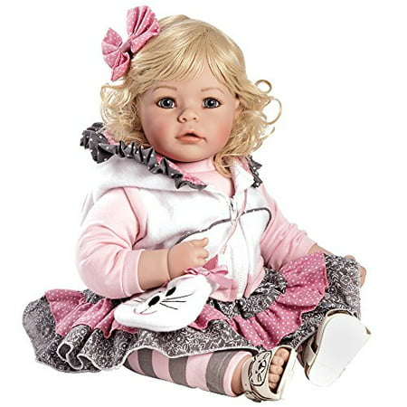 Adora Dolls Baby Doll The Cats Meow Light Blonde Hair   Blue Eyes