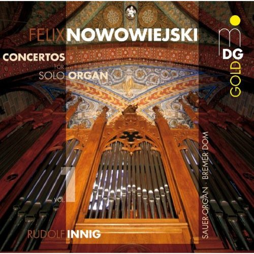 Concertos For Solo Organ 1