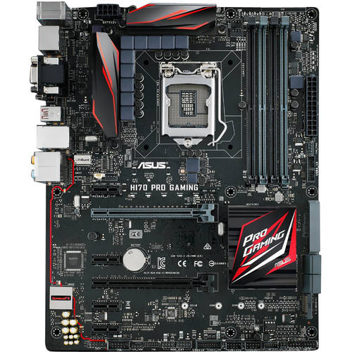 ASUS H170 Pro Gaming Motherboard
