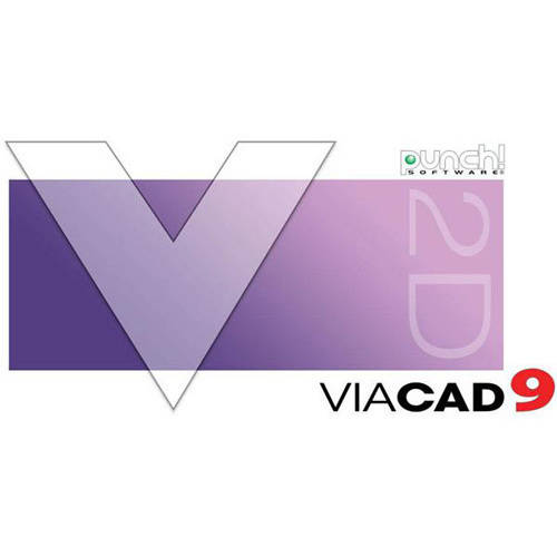 WD Encore 8133159 Punch ViaCAD 2D V9 for Mac (Email Delivery)