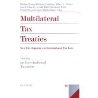 Multilateral Tax Treaties