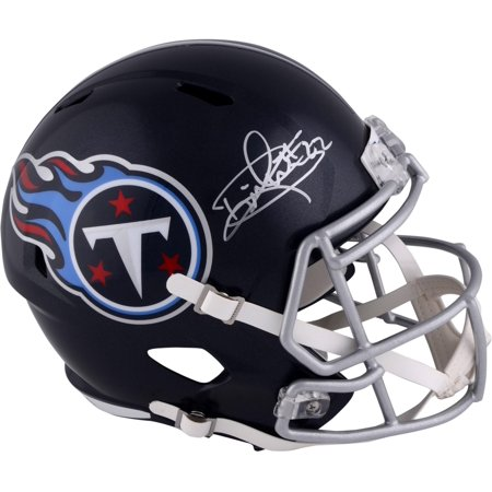 Derrick Henry Tennessee Titans Autographed Riddell Speed Replica Helmet - Fanatics Authentic Certified (Tennessee Titans Replica Helmet)