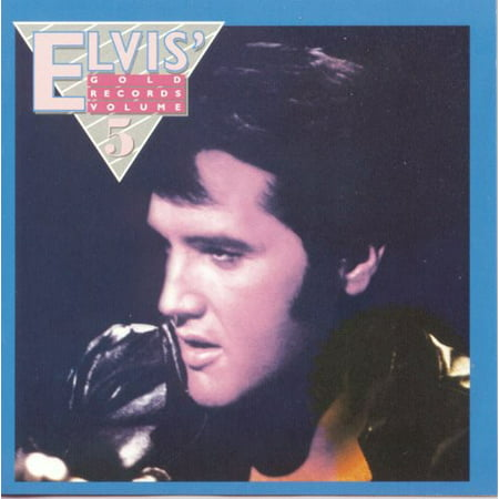Elvis Gold Records, Vol. 5 (CD) ()