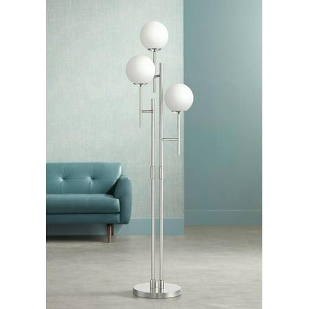 Possini Euro Design Possini Euro Comet 3 Light Floor Lamp Walmartcom