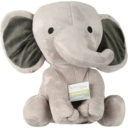 Lambs & Ivy Animal Choo Choo Express Plush Elephant-Humphrey Decor Stuffed Animal