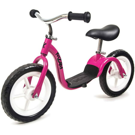 KaZAM Tyro Balance Child's Bike v2e, Pink, For Height Sizes 44