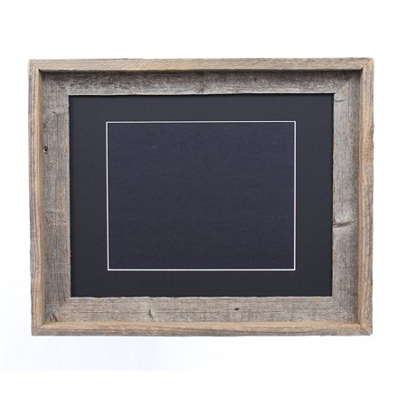 16x20 Ornate Bronze Picture Frame Clear Glass Single Warm White
