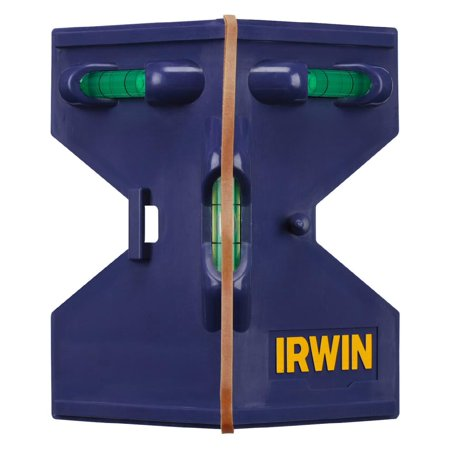 Irwin Magnetic Post Level Blue Magnetic Level