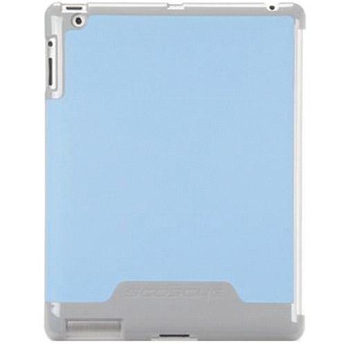 Scosche snapSHIELD p2 Low Profile Case for iPad 2, Blue