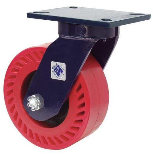 RWM 76-DUR-0830-S Kingpinless Caster, 8 in. dia., 3 in. W